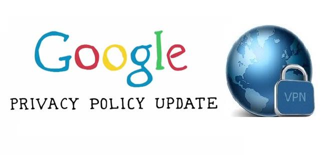 Google Datenschutz Änderung