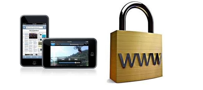 Wie ein VPN auf iPod Touch zu installieren?