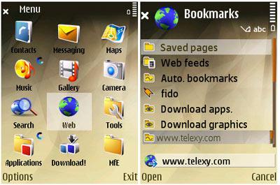 Lernprogramm Symbian VPN schritt 1