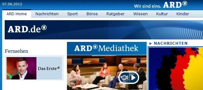 ARD im ausland schauen