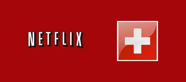 Netflix in der Schweiz