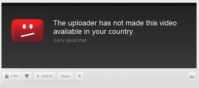 Youtube Sperren umgehen