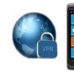 Windows Phone 7 vpn