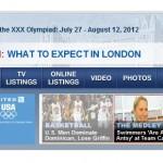 Olympische Sommerspiele auf NBC schauen