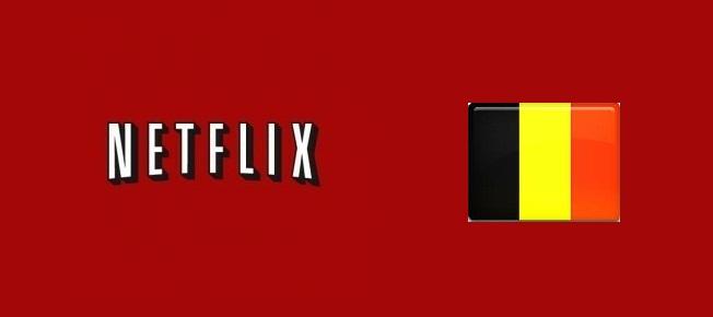 Netflix Belgique