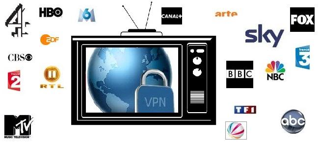 Regarder la tv à l'étranger