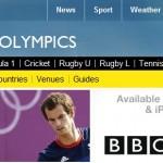 JO 2012 BBC en France