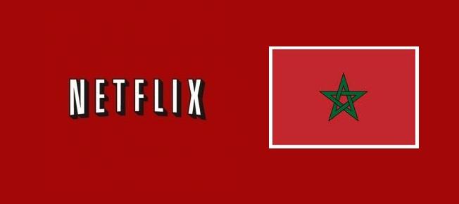 Netflix Maroc