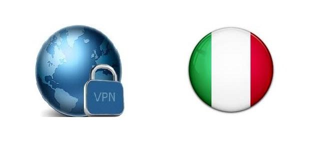 VPN Italie