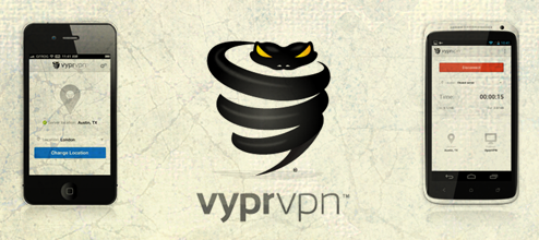 VyprVPN lance ses applications pour Android et iOS