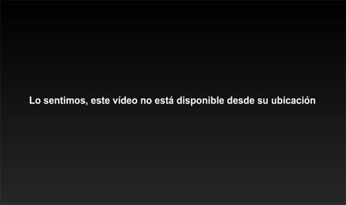 Censure Argentine