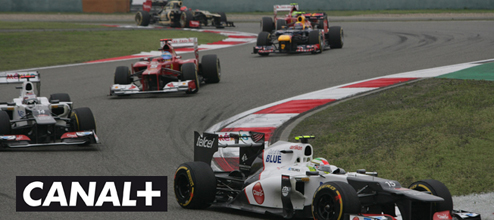 F1 Canal+