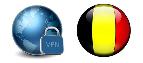 VPN Belgique