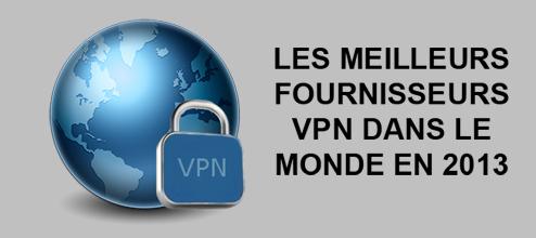 VPN dans le monde