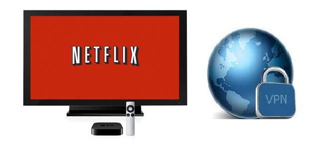 Unblock US Netflix on Apple TV using VPN