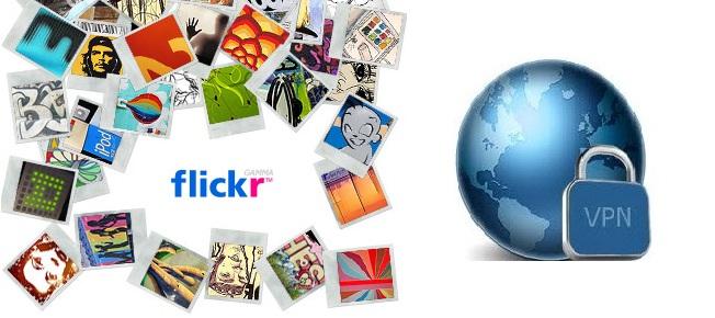 unblock Flickr