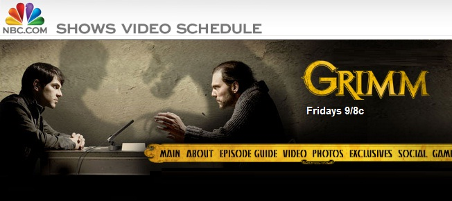 Watch Grimm abroad