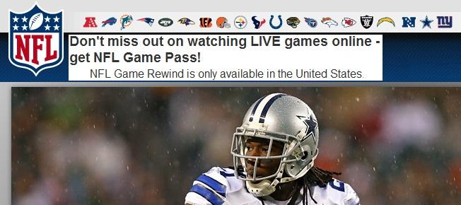 NFL overseas