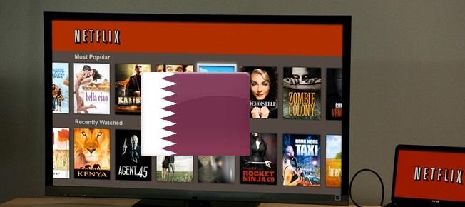 Netflix in Qatar
