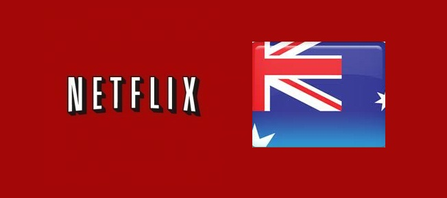 Watch Netflix in Australia