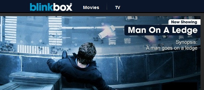 BlinkBox outside uk