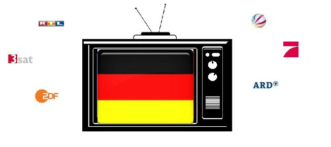 German TV in UK