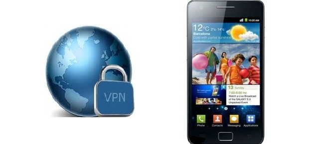 Samsung Galaxy S VPN