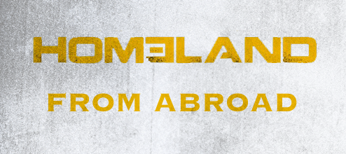Watch Homeland from abroad - How to watch Homeland from abroad?
