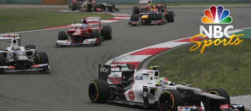 Formula 1 NBC