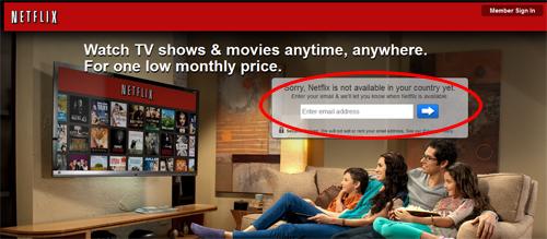 Netflix capture